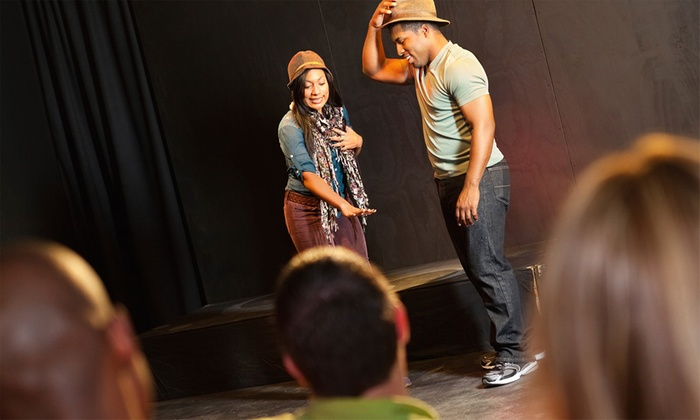 The Acting Academy - Langley: One-Month Membership for Youth or Adult Acting Classes at The Acting Academy (Up to 56% Off)