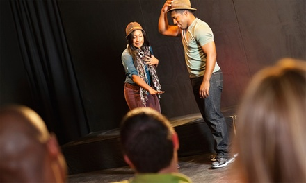 OneMonth Membership for Youth or Adult Acting Classes at The Acting Academy (Up to 56% Off)