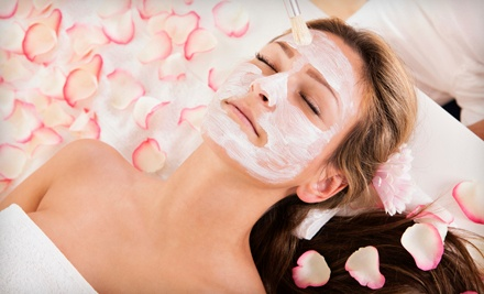 $99 for Mother's Day Spa Package with Body Wrap, Hot-Stone Massage, and Facial at The Spa at Cibolo Canyon ($475 Value)