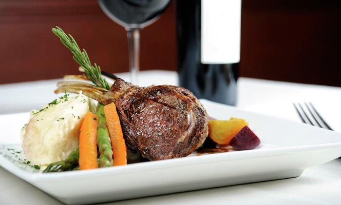 Las Brasas - Doral: Lunch or Dinner with All-You-Can-Eat Meat, Wine, and Dessert for Two or Four at Las Brasas (Up to 51% Off)