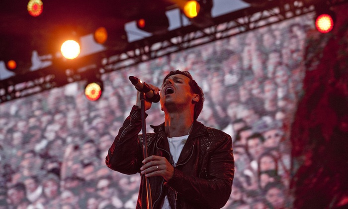 Edgefest Concert Series feat. Our Lady Peace - Molson Canadian Amphitheatre: Edgefest Concert Series Featuring Our Lady Peace & More at TD Echo Beach on Saturday, August 16 (Up to 55% Off)