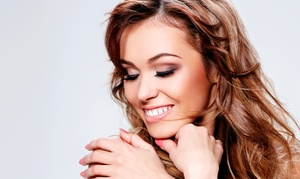 The Art of Hair: Hair-Renewal Package with Optional Single-Process Color or Partial or Full Highlights at The Art of Hair (Up to 61% Off)