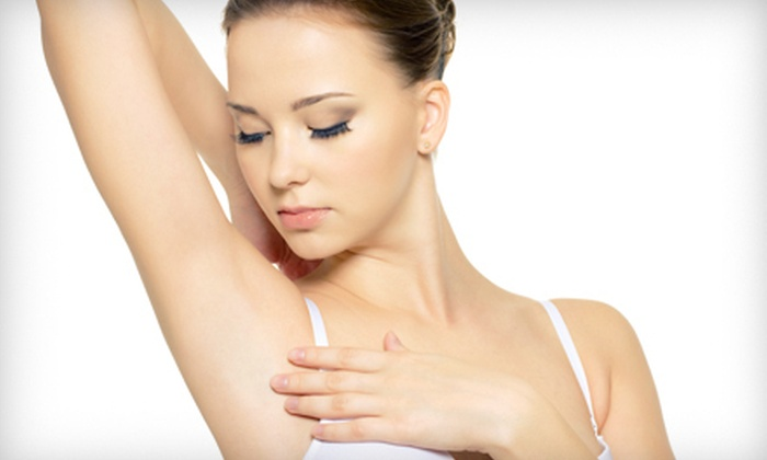 Youthful Images - Gainesville: $129 for Six Laser-Hair-Removal Sessions on a Small Area at Youthful Images (Up to $1,500 Value)