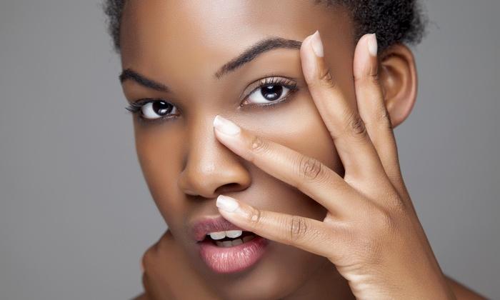 Orange Blossom Skinworks Spa - Carterville: No-Chip Manicure and Pedicure Package from Orange Blossom Skinworks Spa (49% Off)