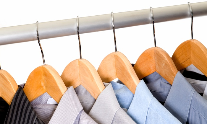 Tie's Dry Cleaners - Hollywood: $15 for $30 Worth of Dry Cleaning and Garment Care — Ties One Hour Dry Cleaner