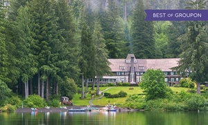 Lakeside Lodge in Olympic National Park