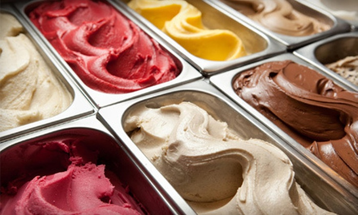 Pazzo Gelato - Multiple Locations: $6 for $12 Worth of Gelato at Pazzo Gelato. Two Locations Available.