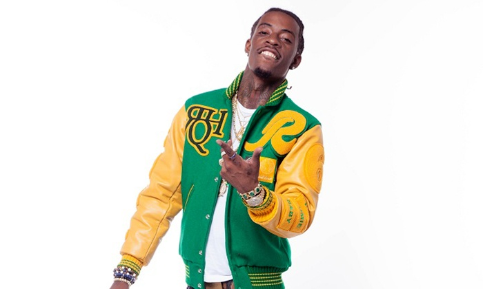 "Rich Homie Quan, K Camp & More - NRG Arena: Scream ""Back 2 School"" Fest Featuring Rich Homie Quan, K Camp, and More on October 4 (Up to 38% Off)"