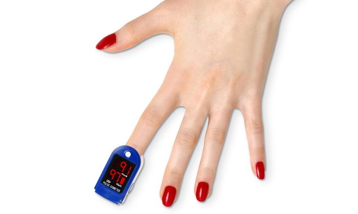 Pulse oximeter groupon for 33 fingers salon groupon