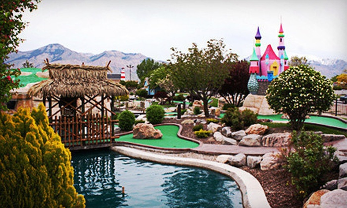 Toad's Fun Zone - Marriott - Slaterville: $29 for a One-Year VIP Season Pass and a $10 Arcade Credit at Toad's Fun Zone ($59 Value)