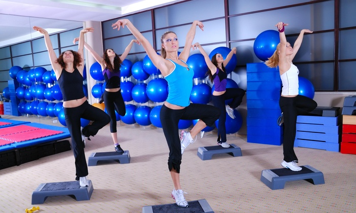 Got Muscles 7361 - Park Hill: Four 90-Minute Zumba Toning Classes from Got Muscles 7361 (58% Off)