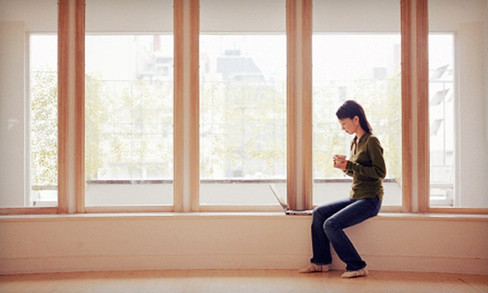 Stevenson's Window, Carpet & Tile Cleaning - Sacramento: $129 for Interior & Exterior Window Cleaning Package from Stevenson's Window, Carpet & Tile Cleaning (Up to $320 Value)