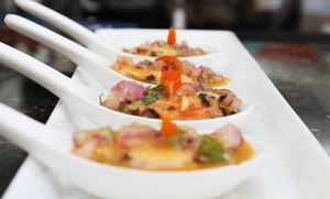 Fusion Peruvian Grill: $15 for $25 Worth of Peruvian Food at Fusion Peruvian Grill