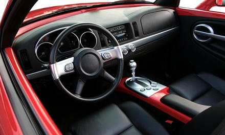 Full Interior Auto Detail and Exterior Wax at Derek's Auto Detail and Hand Car Wash (Up to 68% Off)