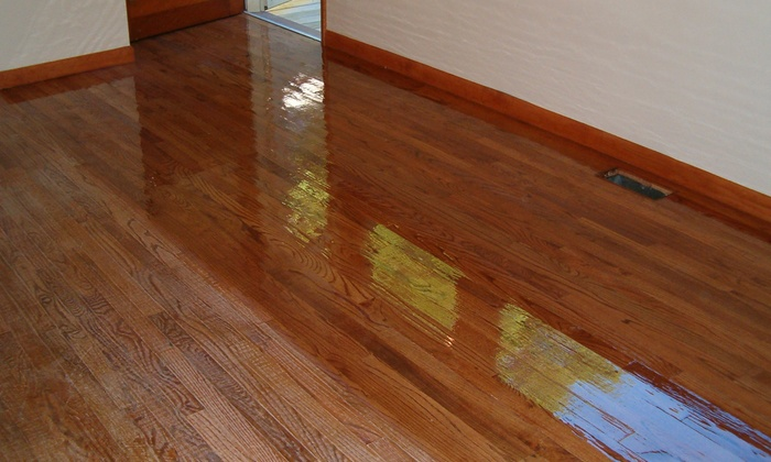 Fabulous Floors - Cleveland: $129 for a Hardwood-Floor Resurfacing with Cleaning and Conditioning from Fabulous Floors ($268 Value)