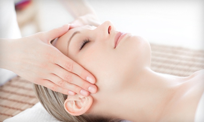 Blush Body Bar - Downtown: One or Three Signature Facials at Blush Body Bar (Up to 59% Off)