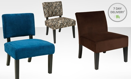 Office Star Accent Chair. Multiple Styles Available from $89.99–$94.99.