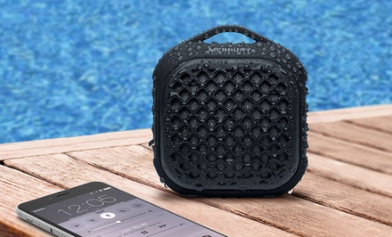 Merkury Innovations QUEST Outdoor Rugged Bluetooth Wireless Speaker