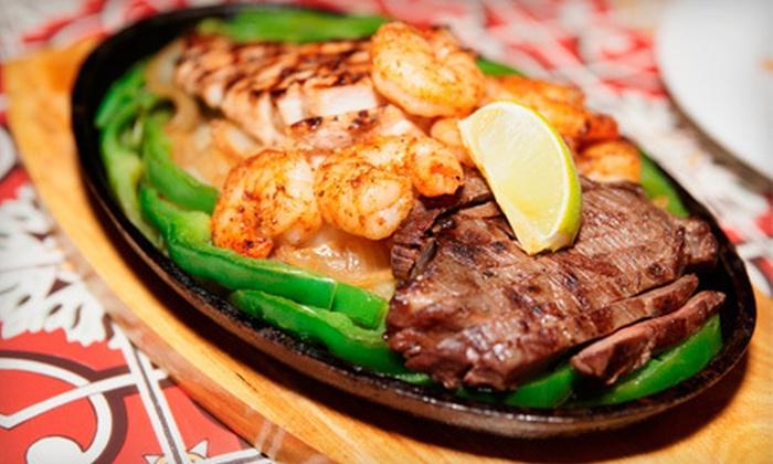 Mayas Mexican Restaurant - Rainier Beach: Mexican Food at Mayas Mexican Restaurant (52% Off). Two Options Available.