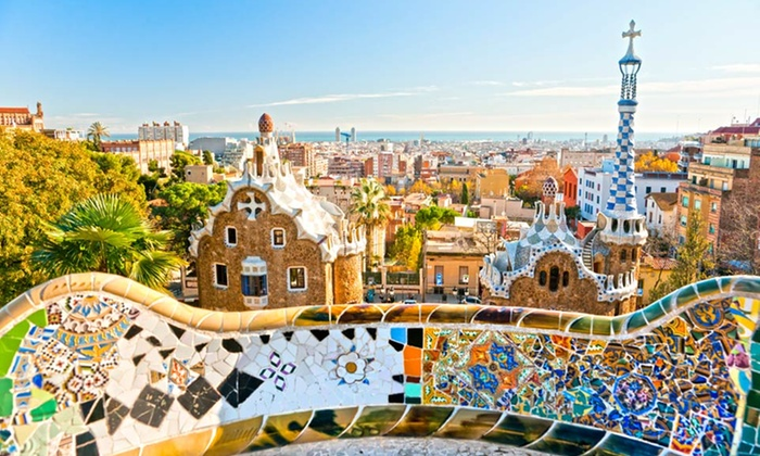 Spain Vacation with Round-Trip Airfare - Madrid: 8-Day Madrid and Barcelona Vacation with Round-Trip Airfare, Hotels, and Breakfast from Great Value Vacations