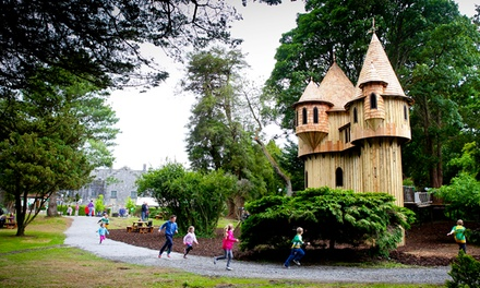 Birr Castle Gardens and Science Centre: Pass for Two or Family of Four (Up to 36% Off)