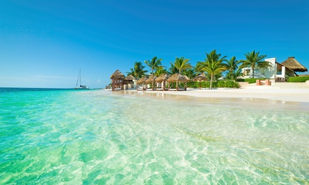 3- or 4-Night All-Inclusive Stay for Two at Azul Beach by Karisma in Mexico. Incl. Taxes and Fees.