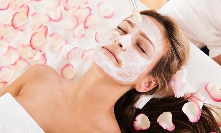 Up to 58% Off Organic Customized Facials at Lime & Linden Aroma
