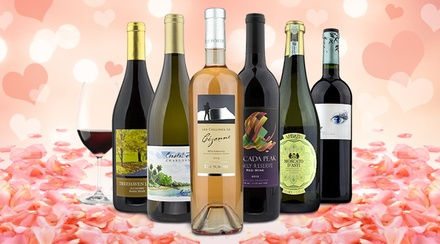 One, Three or Six Months of Wine Delivered from Heartwood & Oak (Up to 66% Off)