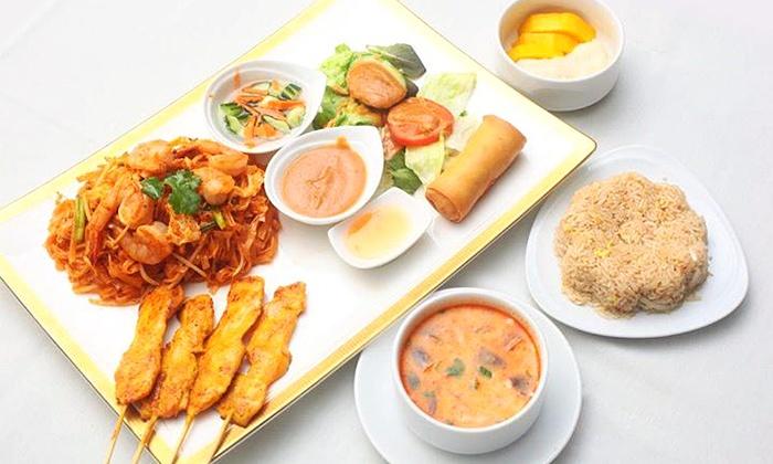 Jasmine Thai Cuisine - Winnetka - Winnetka: Thai Cuisine at Jasmine Thai Cuisine - Winnetka (Up to 40% Off)