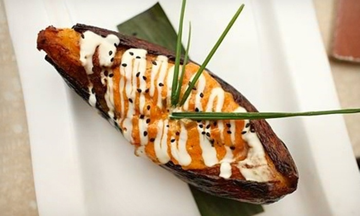 Mamajuana Cafe UWS - Upper West Side: Nuevo Latino Meal for Two or Four at Mamajuana Cafe (Up to 61% Off)