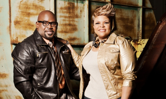 David & Tamela Mann: Joy 4 All 2015 - SMG/Florence Civic Center: David & Tamela Mann: Joy 4 All 2015 at Florence Civic Center on Friday, May 8, at 8 p.m. (Up to 50% Off)