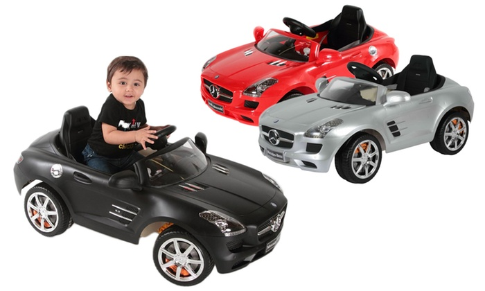 mercedes sls kids ride on car with remote mercedes sls kids ride