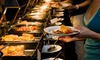 All-You-Can-Eat Balkan Buffet