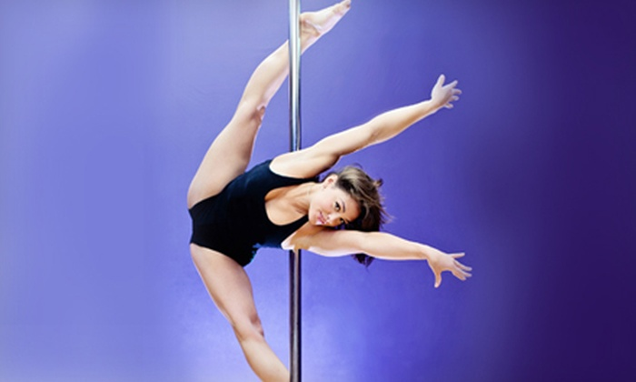 TML...Turn Me Loose Fitness - Raleigh: One or Three Months of Pole-Dance Classes, or Four or Eight Dance Classes at TML...Turn Me Loose Fitness (Up to 75% Off)