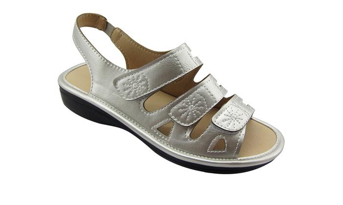 NY VIP Dora Women's Sandals (Size 6)