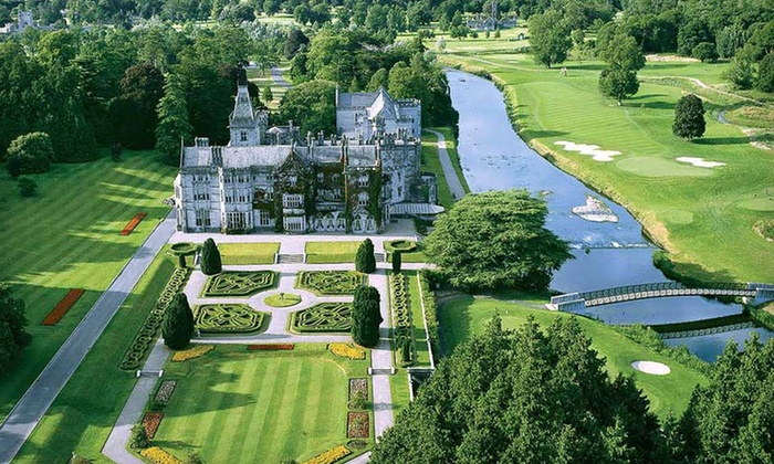 Irish Country Estate Vacation with Airfare - Limerick City Hotel or Absolute Hotel : Seven-Day Vacation in Irish Countryside with Round-Trip Airfare from JFK, BOS, ORD, or LAX from Great Value Vacations