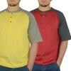 Stanley Men's Heathered Baseball T-Shirts