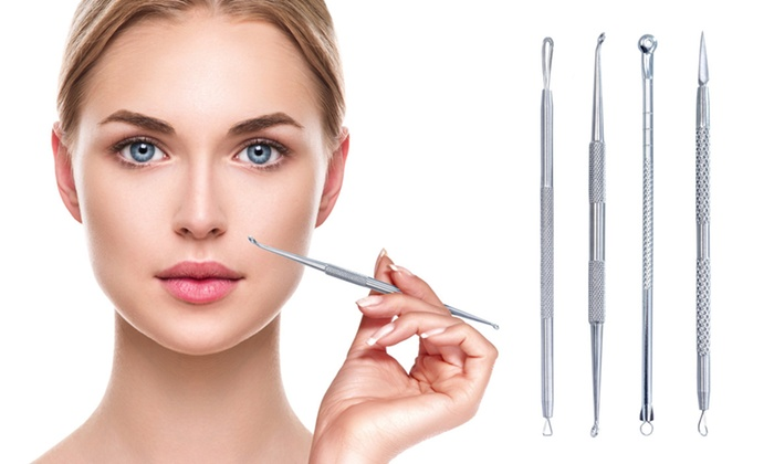 how to use a facial extractor