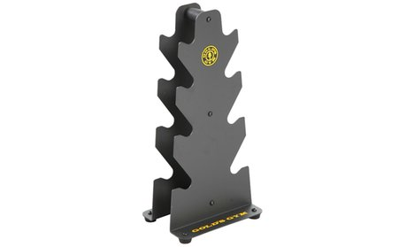 Golds Gym Dumbbell Tree