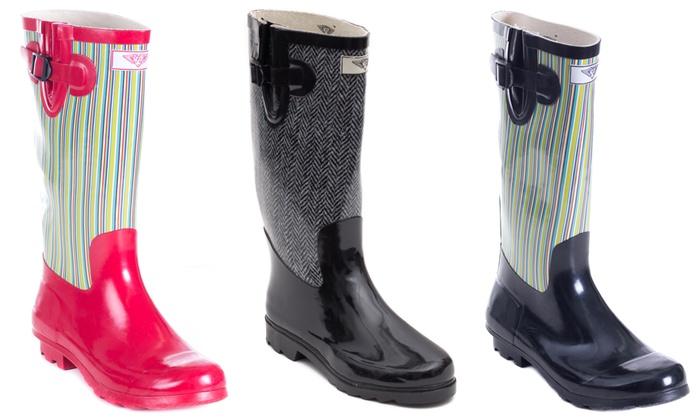 Womens Rain Boots - Boot Hto