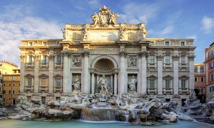 Roma: camera doppia/matrimoniale con colazione per 2 – Santa Maria Inn Rome