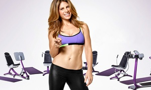 Curves : One- or Three-Month Membership Package at Curves (Up to 63% Off)