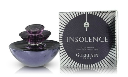 guerlain insolence for women groupon goods. Black Bedroom Furniture Sets. Home Design Ideas