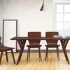 Mid-Century Modern Bentwood Dining Set (5-Piece)