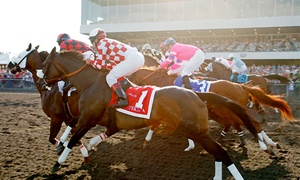 Scottish Day : Scottish Day at Emerald Downs on August 2 at 1:00 p.m. (Up to 33% Off)