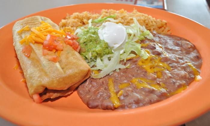 Casa Hacienda Grill - Columbus: $12 for $20 Worth of Authentic Sizzling fajitas, enchiladas, and seafood specialties; Patrón margaritas