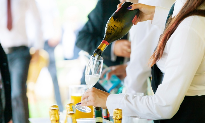 Ok Event Staff - Oklahoma City: $69 for $125 Worth of Catering Services — OK Event Staff