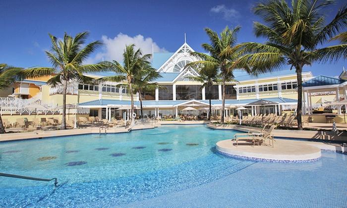 Oceanfront Golf Resort In Trinidad Tobago