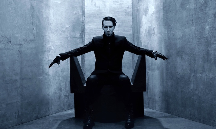 Marilyn Manson The Rock 102 Meltdown Tour - Sasktel Centre: Marilyn Manson: The Rock 102 Meltdown Tour at SaskTel Centre on April 6 at 7:30 p.m. (Up to 36%Off)