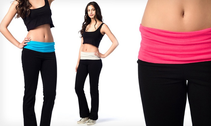 Women's Yoga Pants | Groupon Goods